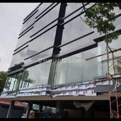 Gedung Bangunan Baru di  Setia budi Jaksel
