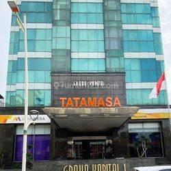 Office Space Murah di Jakarta Selatan, Graha Kapital 1 Rp 90.000/m2