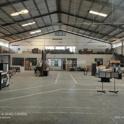 Gudang dan Kantor Siap Pakai di Kebon Kopi Cimahi Cijerah Bandung