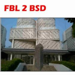 Gwdung Perkantoran di BSD, Near Aeon dan Exhibition Ctr,  Foresta