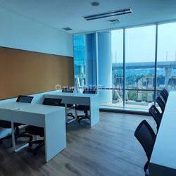 Kantor, Serviced Office, Full Furnished dan Fasilitas (Listrik & Internet) TB. Simatupang