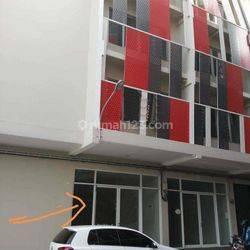 Ruko Icon 21 di Jl. Meruya Ilir Utara Jakarta Barat