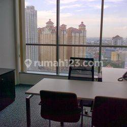 RUANG OFFICE APL TOWER CENTRAL PARK JAKARTA
