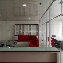 Kantor murah dan Interior bagus di gold coast PIK Pantai Indah Kapuk