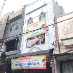 Ruko 3 Lantai di Jl Margonda Raya, Pondok Cina, Beji, Depok