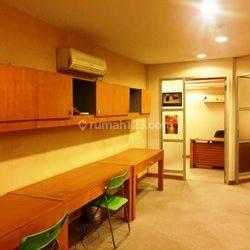 Rasuna Office Park Full Furnished.  Jual Cepat !