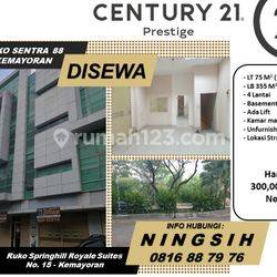 RUKO THE LINQ SENTRA 88 - SUNTER JAKARTA