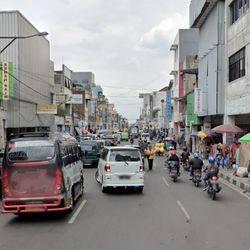 Ruko di Lokasi Terbaik Kota Bandung Jl Otista depan Pasar Baru