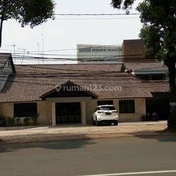 Rumah atau Kantor di daerah Wijaya