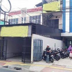 Ruko Jalan Percetakan Negara, Salemba. Jakarta Pusat