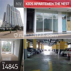 Kios Apartemen The Nest, Karang Tengah, Tangerang, 24 m², 1 Lt, PPJBKios Apartemen The Nest, Karang Tengah, Tangerang, 24 m², 1 Lt, PPJB