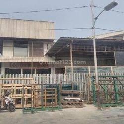 Gudang + Kantor Jl Sunter Agung Perkasa 9 , Sunter Agung , Jakarta Utara