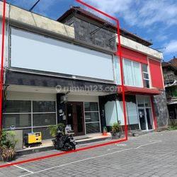 Ruko Strategis di Jalan Utama, Pertokoan Sanur Arcade, Jl. By Pass Ngurah Rai, Sanur Kaja