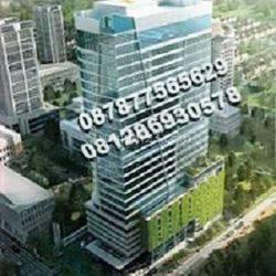 Serius Cari Gedung Kantor di Jend. Gatot Subroto, Jakarta