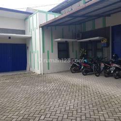 Gudang atau ruang usaha Siap pakai Maraasih Bandung