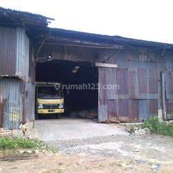 Pabrik luas, akses bagus di Tigaraksa *0015-HOSJEL*