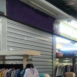 Toko di Thamrin City Uk. 2 x 2 m2 harga Rp 325 Juta