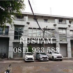 Gudang Ancol Lt.24x16.5 Harga Nego Bisa KPR