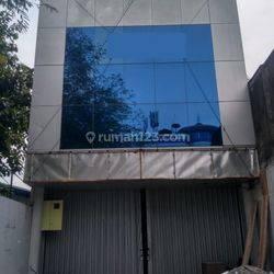 Ruko Ex Bank daerah Kh Moh Mansyur (Jembatan Lima)