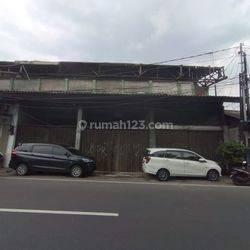 Rumah (Gudang) Di Utan Panjang Barat, JAKARTA PUSAT