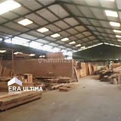 Pabrik Pengolahan Kayu Lokasi Strategis Babakan Ciparay