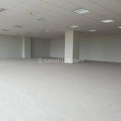 Office Space PIK The Suites uk 252m2 Siap Pakai Best Location  at Pantai Indah Kapuk
