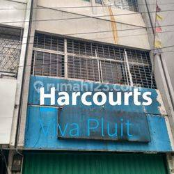 Ruko Jl. Kh. Hasyim Ashari, Jakarta Pusat. Harga Murah Nego!