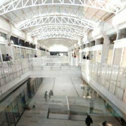 Kios Murah di Pasar Modern Inteemoda BSD City, Tangerang Lokasi Ramai