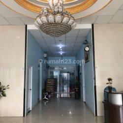 kan Gedung 7 lantai bisa untuk Perkantoran/Gudang Komplit Lift Barang