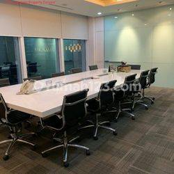 Office Equity Tower Size 333, 4sqm Full Furnished Middle Floor Jakarta Selatan