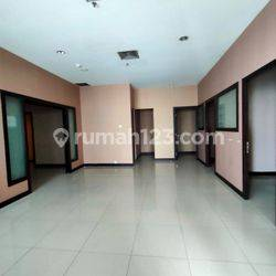 MURAHHH & BAGUSSS OFFICE SPACE UNFURNISHED 142,24 SQM APL TOWER @CENTRAL PARK, PODOMORO CITY