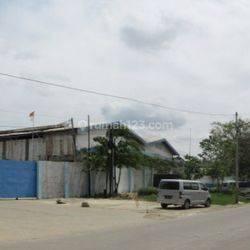pabrik di kapuk kamal muara luas.8190m²