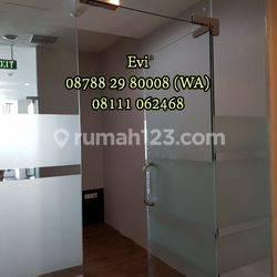 Office Space APL Tower Podomoro City Central Park Unfurnished