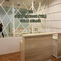 Ruang Kantor APL Tower Podomoro City Central Park Furnished Bagus Siap Pakai