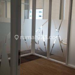 OFFICE SPACE 890 SQM SEMI FURNISHED SAHID SUDIRMAN CENTRE