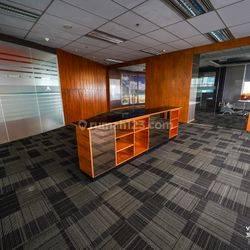 Kantor Graha Antero  Lantai 6 - Bare - Luas Bangunan 323 m