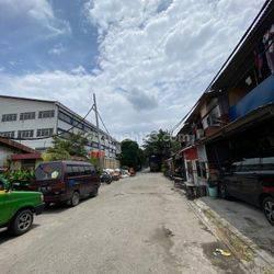 Ex Pabrik Plastik Sambungan Pipa Kapuk Utara Penjaringan Jakarta Utara