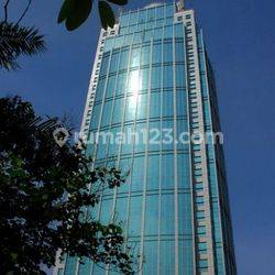 Office Menara Batavia @Sudirman (Size 1.453 Sqm) TERMURAH 35 JUTA/SQM
