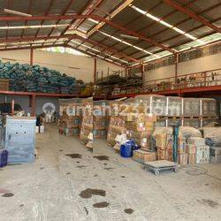 Gudang Pembangunan Batu Ceper Lt.5.025 m2 Harga Bagus