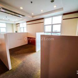 Kantor Graha Matapel  Lantai 5 - Bare - Luas Bangunan 32 m