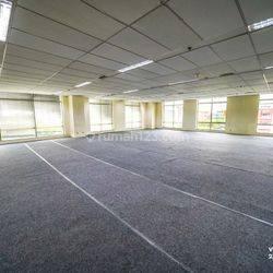 Kantor Graha Inti Fauzi  Lantai 4 - Bare - Luas Bangunan 239 m