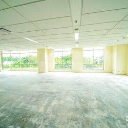 Kantor Graha Inti Fauzi  Lantai 2 - Bare - Luas Bangunan 840 m