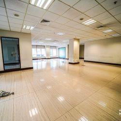 Kantor Graha Elizabeth  Lantai 4 - Bare - Luas Bangunan 504 m