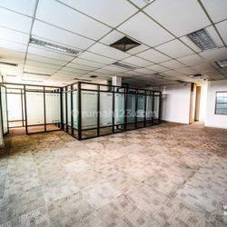Kantor Haery Building  Lantai 3 - Semi Furnished - Luas Bangunan 300 m