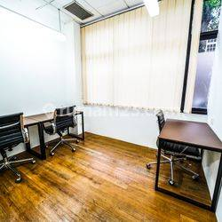 Kantor Haery Building  Lantai 3 - Semi Furnished - Luas Bangunan 30 m