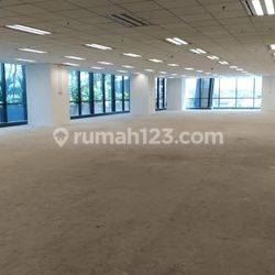 OFFICE SPACE NEW BUILDING CONNECT TO KOTA CASABLANCA