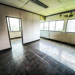 Kantor Gedung Faria Graha  Lantai 4 - Bare - Luas Bangunan 36 m