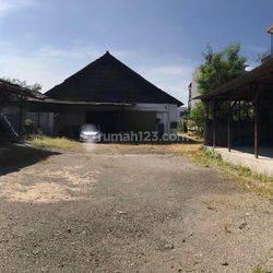 Gudang Kiaracondong hitung Tanah Jalan Utama