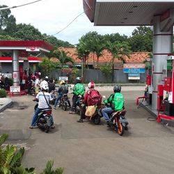 Usaha Pom Bensin Di lenteng Agung Jakarta Selatan
