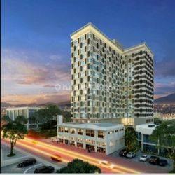 Perkantoran Hquarter Business Residence Bandung di jl. Asia Afrika, bandung